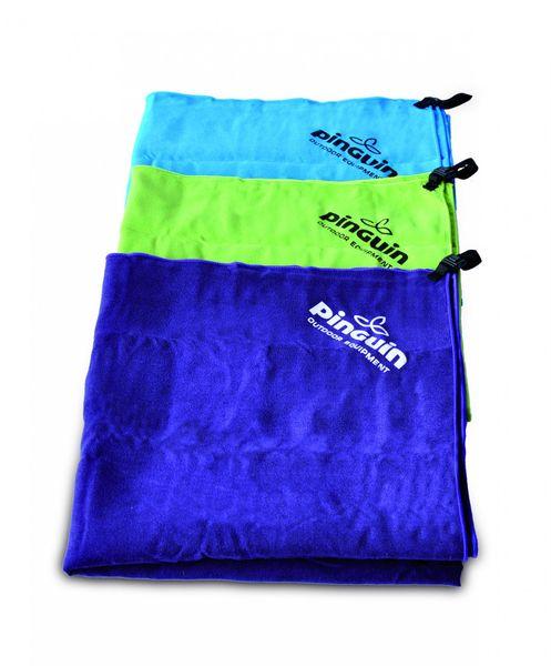 Pinguin Outdoor towel XL (75 x 150 cm) Blue