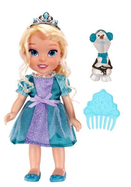 Disney Ledové království - princezna Elsa a sněhulák