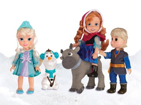 Disney Frozen - veliki set