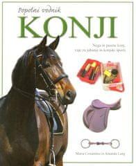 Maria Costantino, Amanda Lang: Konji