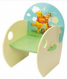 Disney lesen stol ek medvedek pu mimovrste for Bureau winnie
