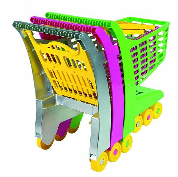 Androni Nákupní vozík zelená