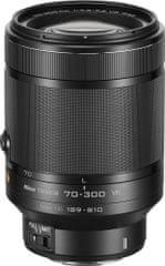 Nikon objektiv 1 Nikkor VR 70–300mm f/4.5–5.6