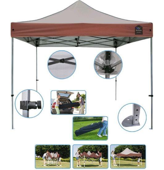 V-Garden składany namiot ogrodowy