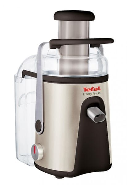 Tefal ZE 585G38 Easy Fruit Juicer silver premium