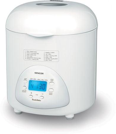 Sencor SBR 1031WH - rozbaleno