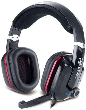 Genius Cavimanus HS-G700V Gaming headset  2134aff191
