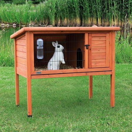 Trixie leseni zajčnik, 104 x 92 x 63 cm