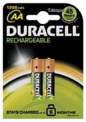 Duracell Polnilna baterija 1300 mAh AA K2
