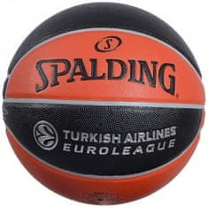 Spalding žoga za košarko TF 500 Replica Euroleague
