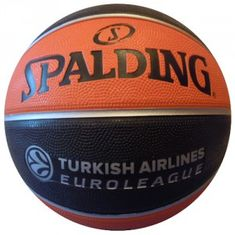Spalding žoga za košarko TF 150S Replica Euroleague
