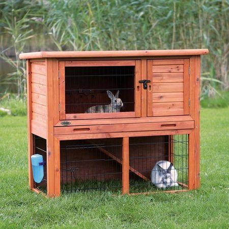 Trixie Klatka dla królików z wybiegiem - 104x97x52cm