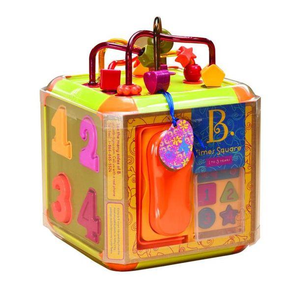 B.toys Interaktivní krychle Times Square