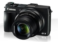 Canon fotoaparat PowerShot G1 X Mark II