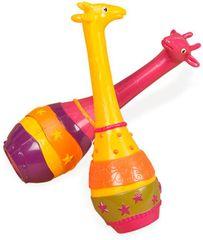 B.toys Rumbové gule Žirafy
