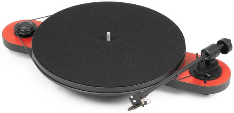 Pro-Ject Elemental (Red/Black)