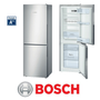 3 - Bosch prostostoječi kombinirani hladilnik KGV33VL31S