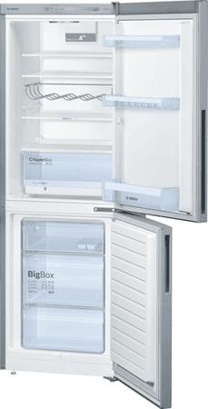 Bosch prostostoječi kombinirani hladilnik KGV33VL31S
