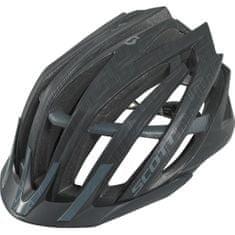 Scott kolesarska čelada Vanish, črna mat