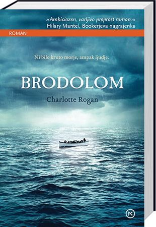 Charlotte Rogan: Brodolom