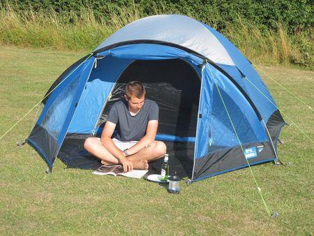 Kampa šotor Brighton 4