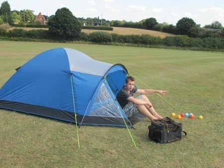 Kampa šotor Brighton 3