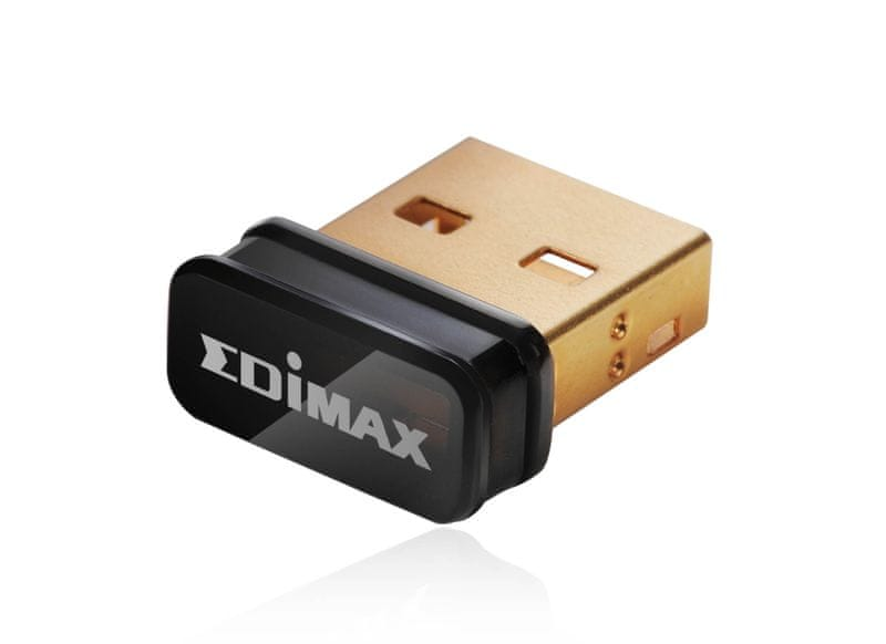 Edimax Wireless 802.11b/g/n 150Mbps nano USB 2.0 adapter