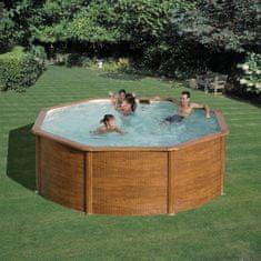 Planet Pool bazen KIT 350 W 350x120 cm