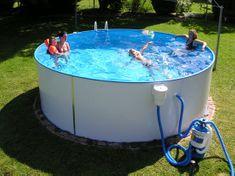 Planet Pool bazen SOLO Joy, 450 x 120 cm