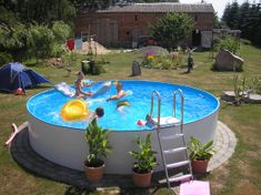Planet Pool bazen SOLO Bay, 550 x 120 cm