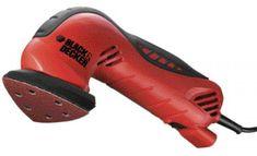 Black+Decker Vibracijski brusilnik Black & Decker KA511EKA