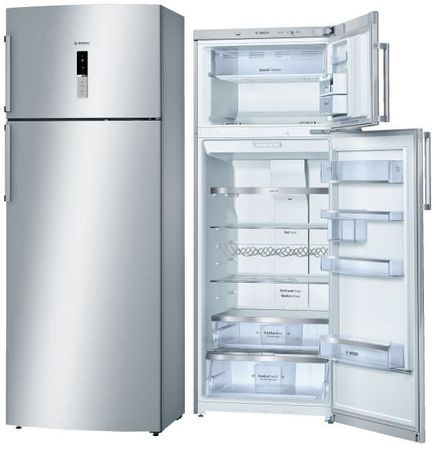 Bosch kombinirani hladilnik KDN46AI22