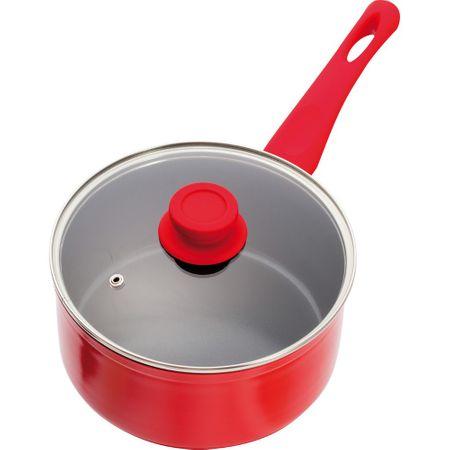 Lamart Rondel ceramiczny K2010 BW, czerwony