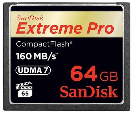 SanDisk SanDisk 64GB Compact Flash Extreme PRO