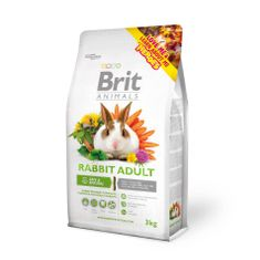 Brit Animals RABBIT ADULT Complete - 3 kg