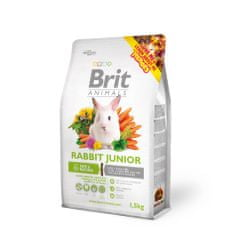 Brit Animals RABBIT JUNIOR Complete - 1,5 kg
