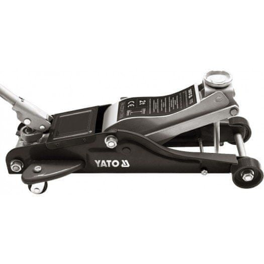 YATO Podnośnik samochodowy niskoprofilowy 2 T - (YT-1720)