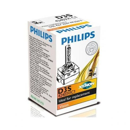 Philips žarnica D3S Vision C1