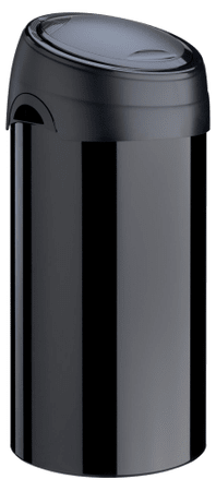 Meliconi koš De-luxe 60 l, črn