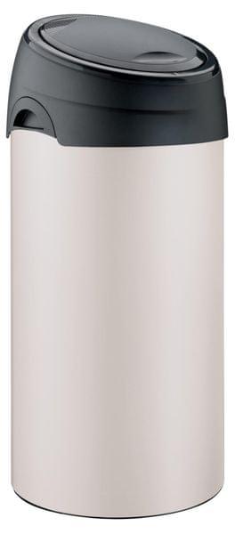 Meliconi Odpadkový koš Soft-Touch 60 l krémová