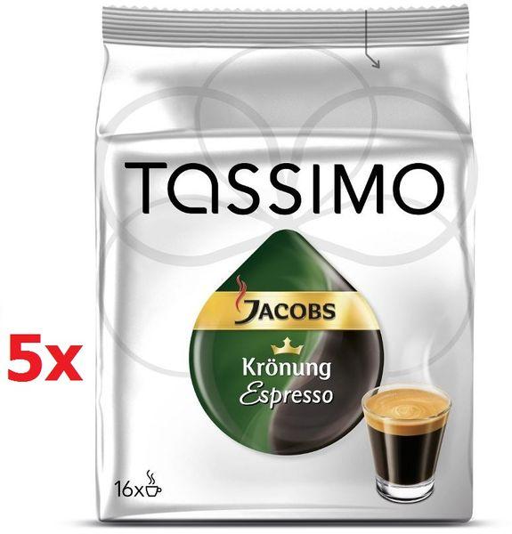 Bosch T-Disc Espresso - 5x