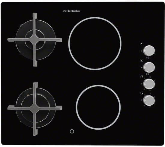 Electrolux kombinirana kuhalna plošča EGE6172NOK