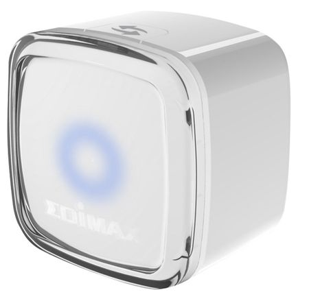 Edimax EW-7438RPn Air N300 Smart WiFi Extender/Repeater with EdiRange App, LED