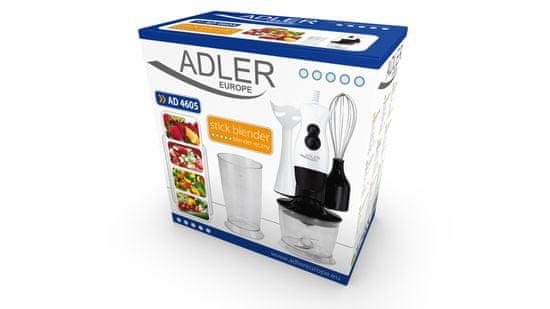 Adler štapni mikser AD 4605 set, bijeli