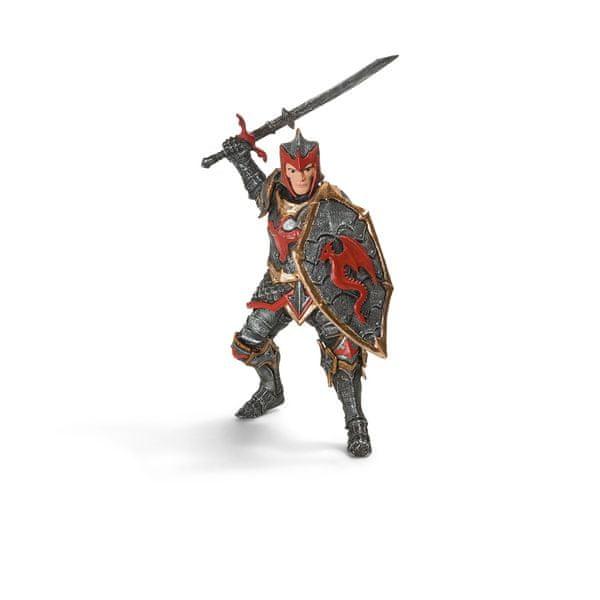 Schleich Rytíř s mečem a štítem 70103