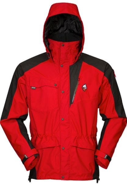 High Point Mania Jacket 5.0 cherry/black XL