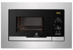 Electrolux EMS 20107OX Beépíthető mikrohullámú sütő
