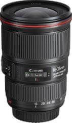 Canon objektiv EF 16-35mm f/4L IS USM