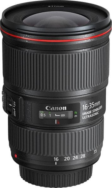 Canon 16-35 EF f/4 L IS USM