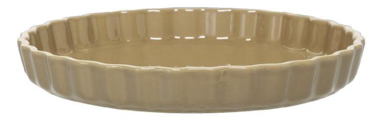 Emile Henry koláčová forma - průměr 30 cm, muškát